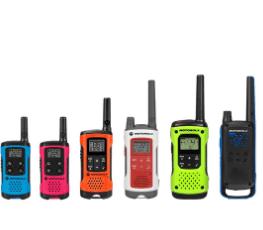 Radiotelefony bez zezwoleń PMR